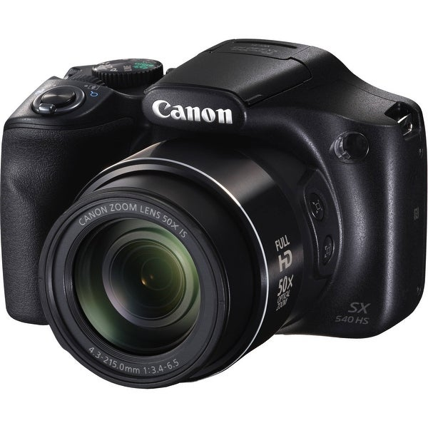 Canon PowerShot SX540 HS Digital Camera (International Model)
