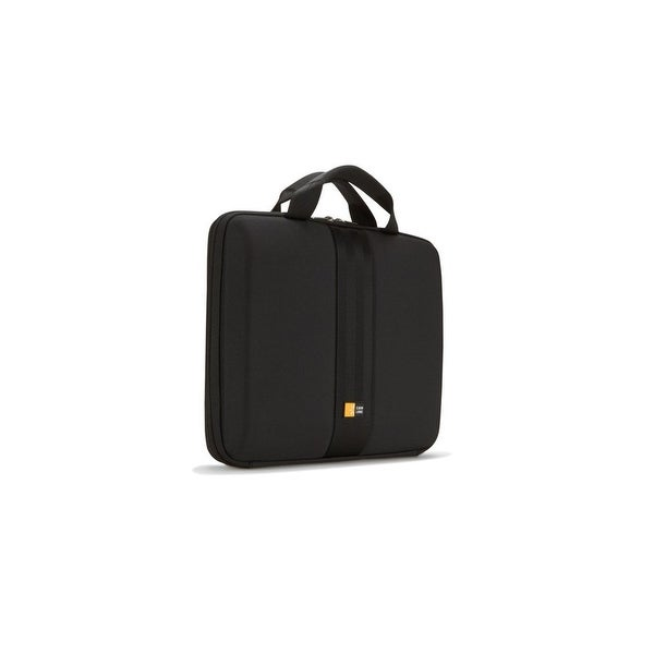 case logic QNS111BLACKB Case Logic QNS-111 11.6- Inch EVA Molded Chromebook/Netbook Sleeve Black