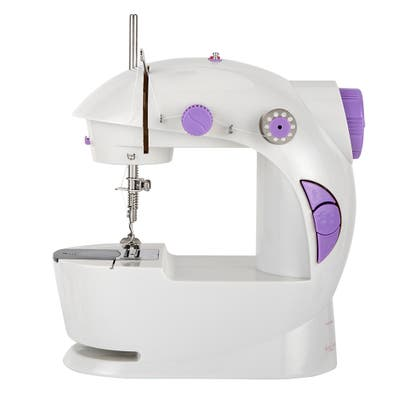 Portable Household Electric Manual Sewing Machine With Extension Table