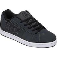 DC Shoes Men's Net Grey/Black
