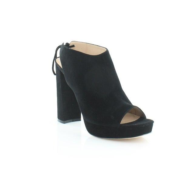 Pour La Victoire Yanna Women's Sandals & Flip Flops Black - 10