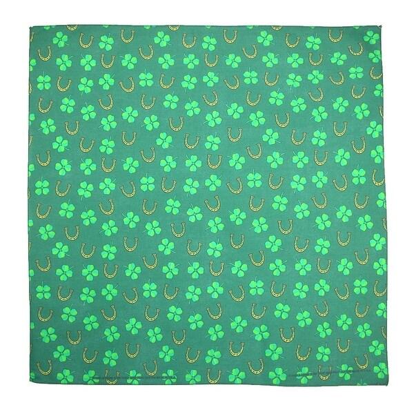 CTM® Luck of the Irish St. Patricks Day Holiday Bandana - One size