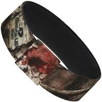 Mossy Oak Break Up Infinity Elastic Bracelet