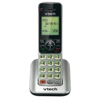 Vtech CS6609 DECT 6.0 Accessory Handset W/ Backlit LCD Display New