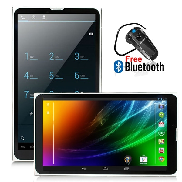 "Indigi® A76 Factory Unlocked 7.0"" Dual-Core Android 4.4 KitKat 2-in-1 TabletPC + DualSim SmartPhone w/ Bluetooth Included"