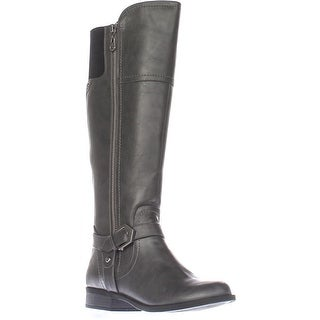 G by GUESS Hailee Riding Boots, Dark Grey