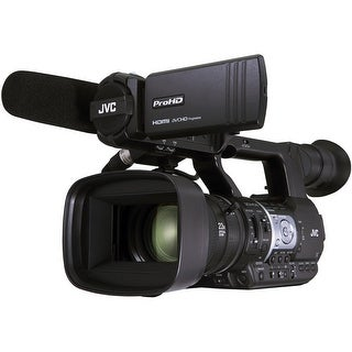 JVC GY-HM620 ProHD Mobile News Camera (International Model)
