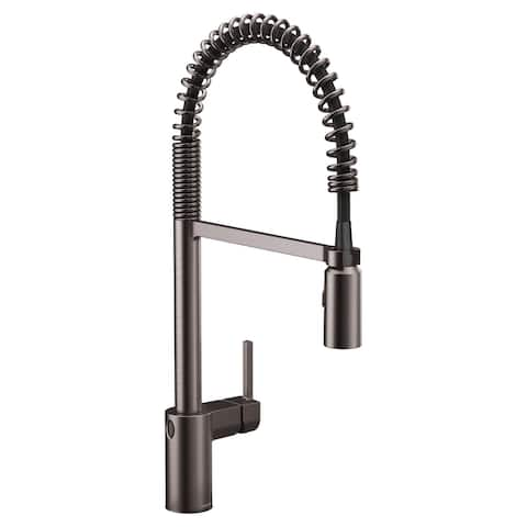 Moen 5923EW Align 1.5 GPM Single Hole Pull Down Kitchen Faucet with
