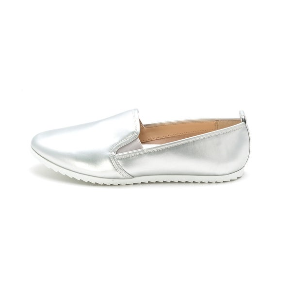 Bar III Womens Opal2 Low Top Slip On Fashion Sneakers