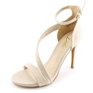 Diba Shadow Women Open Toe Canvas Sandals