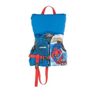 Stearns 2000013508 Infant Spiderman Life Jacket Life Vest - Blue