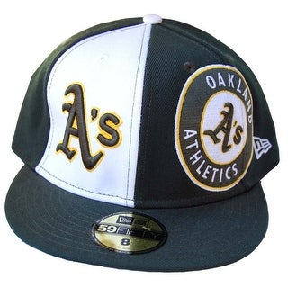 MLB Oakland Athletics New Era 59Fifty Fitted Hat