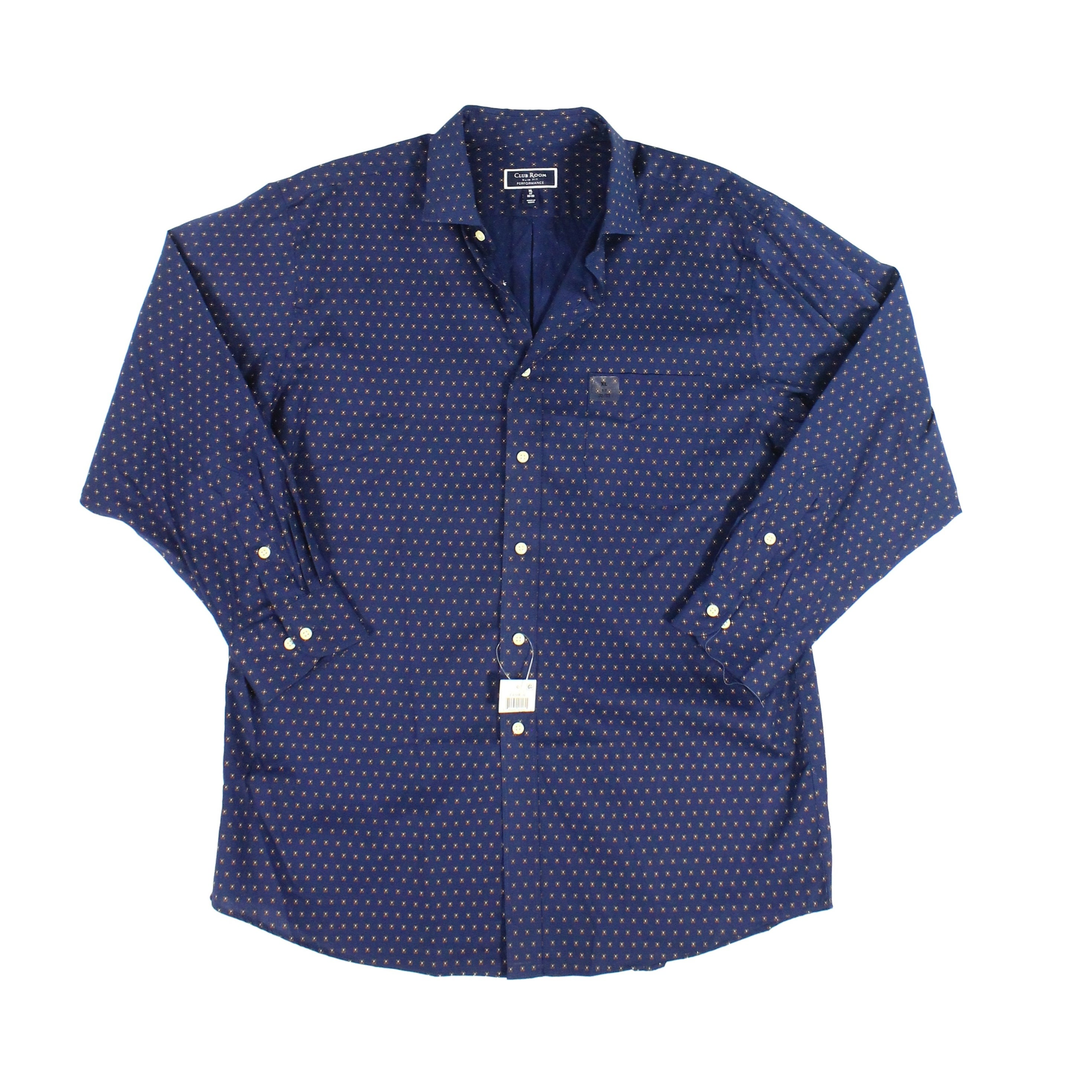 86ed2bdd Club Room Shirts | Find Great Men's Clothing Deals Shopping at Overstock