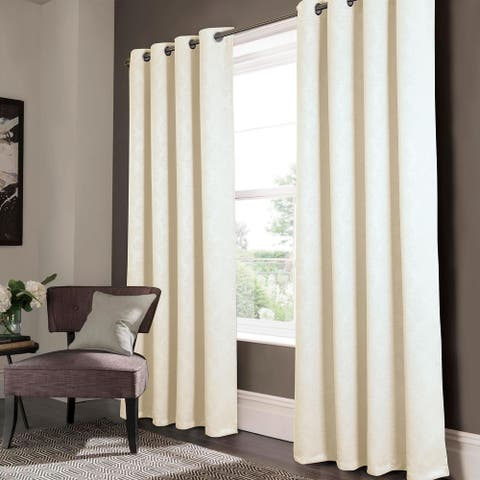 "Dixon Blackout Window Curtain Panel with Grommets - 52"" x 90"""