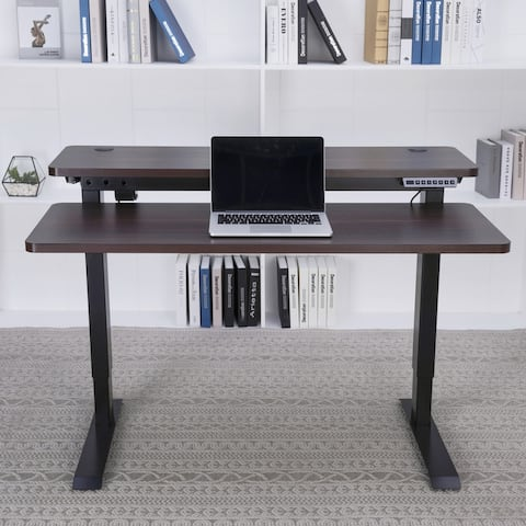 47-in Electric Height-adjustable Standing Desk