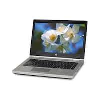 HP EliteBook 8460P 14-inch 2.5GHz Intel Core i5 4GB RAM 320GB HDD Windows 10 Laptop (Refurbished)
