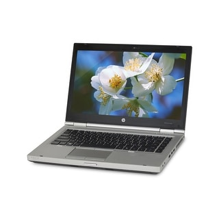 HP EliteBook 8460P 14-inch 2.5GHz Intel Core i5 8GB RAM 750GB HDD Windows 10 Laptop (Refurbished)