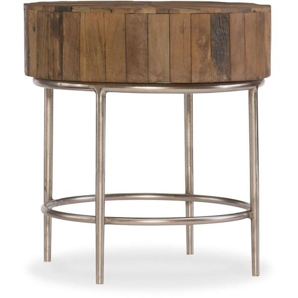 Shop Hooker Furniture 5950 80113 Mwd 24 Wide Hardwood Accent Table