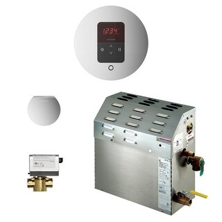 Mr Steam 90C1ATRD  Residential 100 cu ft Steam Shower Package - with Generator