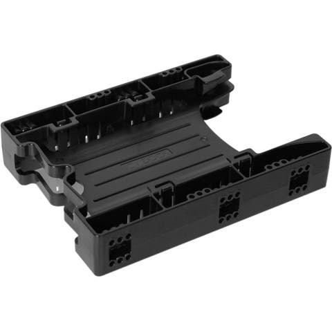 Icy Dock MB290SP-B Icy Dock EZ-Fit Lite MB290SP-B Drive Bay Adapter Internal - Black - 2 x Total Bay - 2 x 2.5 Bay