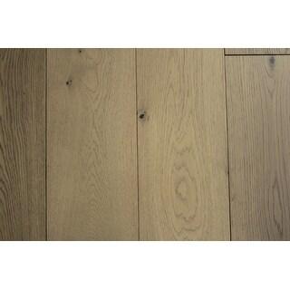 "La Havre Collection Camel Engineered Oak wood flooring 7.5"" wide"