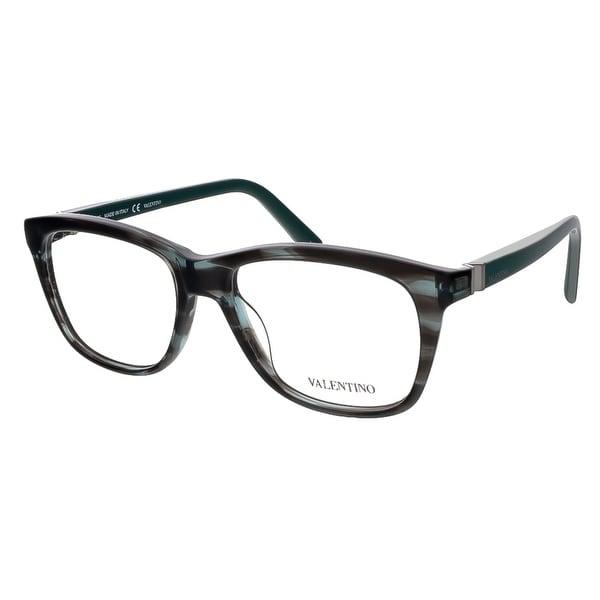 Valentino V2632 416 Petrol Wayfarer Valentino Eyewear - 52-17-135