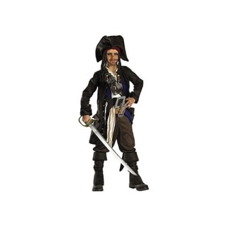 Child Prestige Captain Jack Sparrow Costume