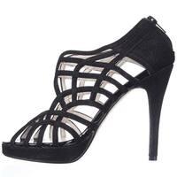 Caparro's Women's Sunday Crystal Embellished Slingback Sandals