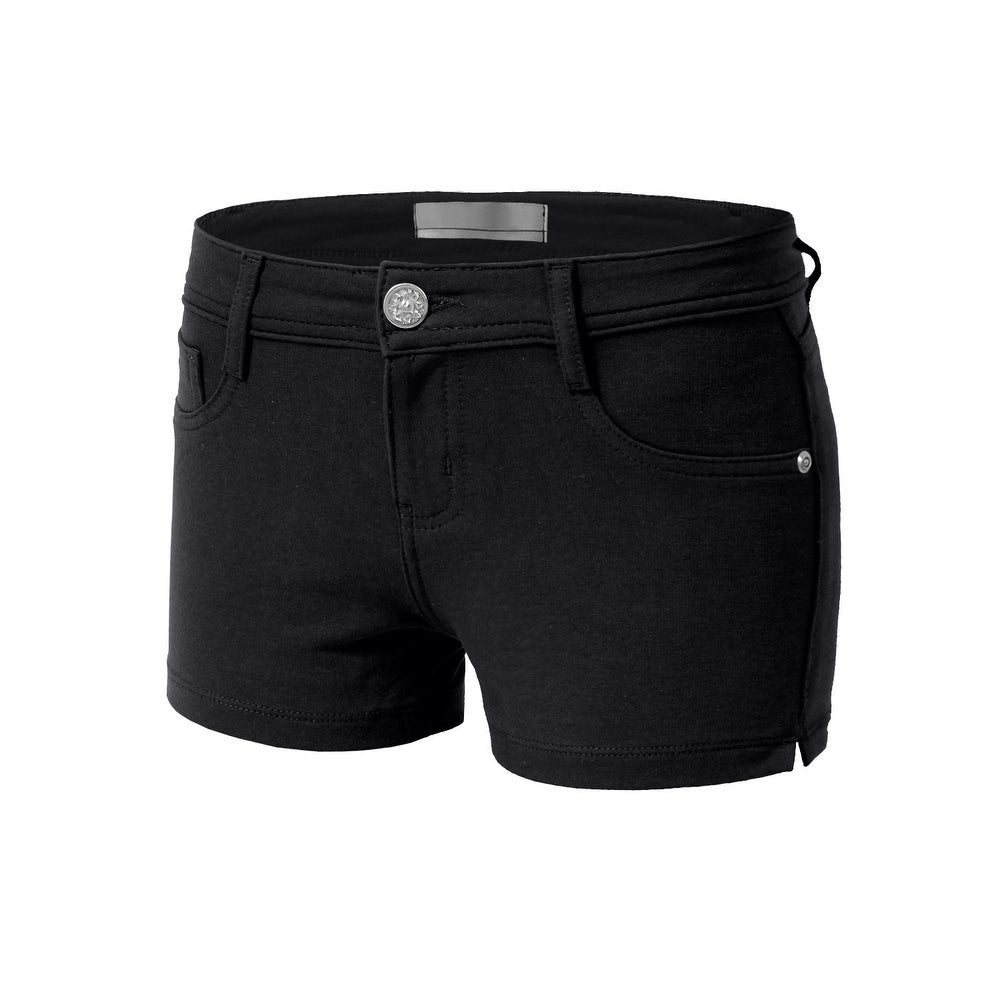 NE PEOPLE Womens 12Color Stretchy Shorts (NEWP09)