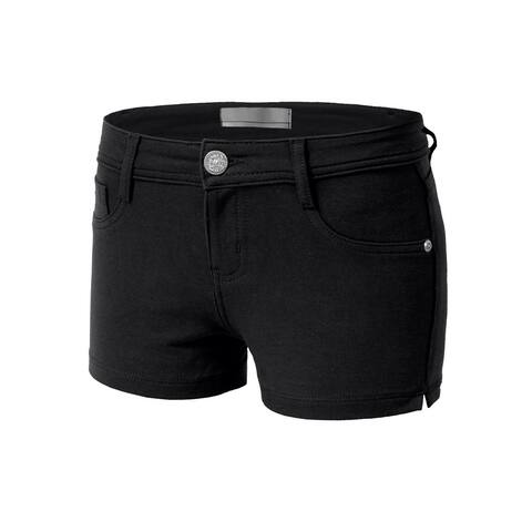 NE PEOPLE Women's 12Color Stretchy Shorts (NEWP09)