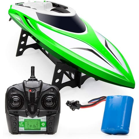Velocity H102 RC Boat - Remote Control Boat for Pools and Lakes