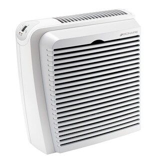 Bionaire BAP756-U True HEPA Allergen Remover Console Air Purifier - White