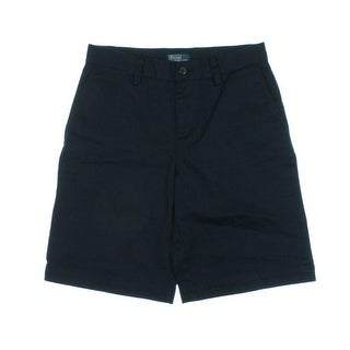 Polo Ralph Lauren Boys Twill Flat Front Shorts