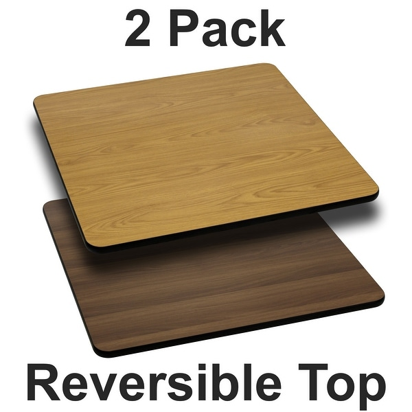 36SQ Reversible Laminate Top. Opens flyout.