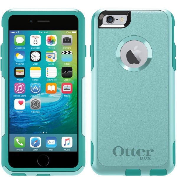 OtterBox Commuter Series iPhone 6 iPhone 6s Case Aqua Sky