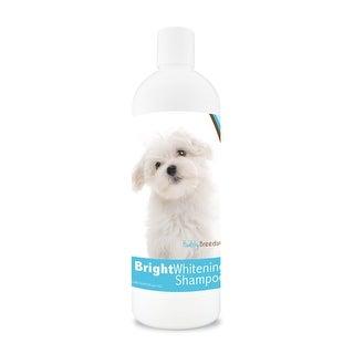Healthy Breeds Maltese Bright Whitening Dog Shampoo