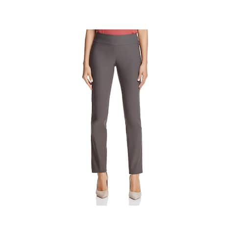 Nic + Zoe Womens Dress Pants Straight Leg Business