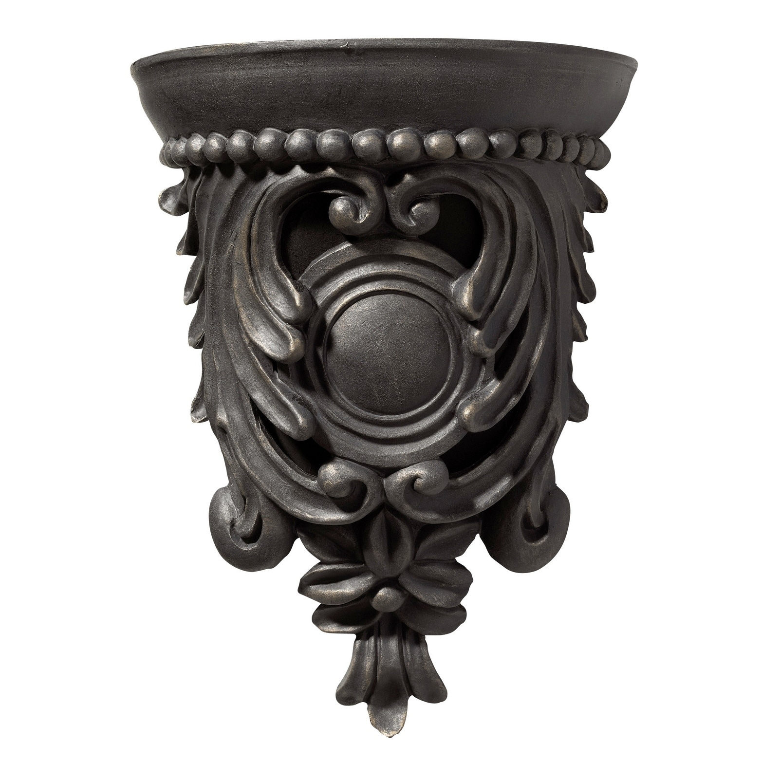 Craftmade CAC  Corbel Design Decorative Wall Sconce Chime from the Traditional Collection - Hand-Painted Florentine Bronze