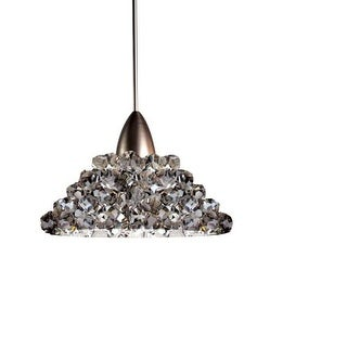 WAC Lighting MP-LED543 Giselle 1 Light 3000K High Output LED Monopoint Mini Pendant - 5.5 Inches Wide (More options available)