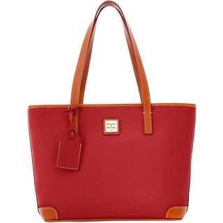 Dooney & Bourke Pebble Grain Charleston (Introduced by Dooney & Bourke at $198 in Jul 2016) - Wine