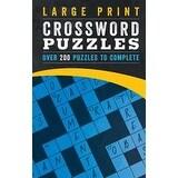 Large Print Crossword Puzzles - Parragon