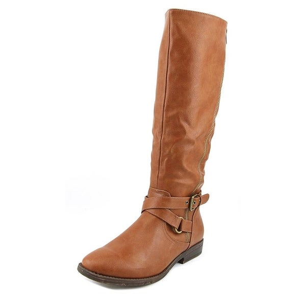 Rampage Illusive Women Cognac Boots