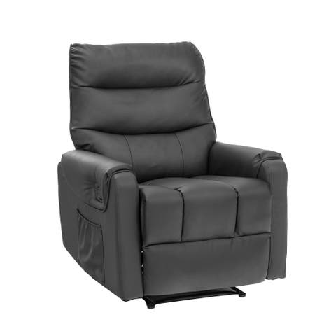 Recliner Chair with Wireless control 8 points massage and heat system