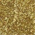 Art Glitter, Ultrafine Opaque Glitter, 11 Gram Container, Bright Gold - Thumbnail 0