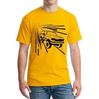 Tee Bangers It's Free Men's Gold T-shirt