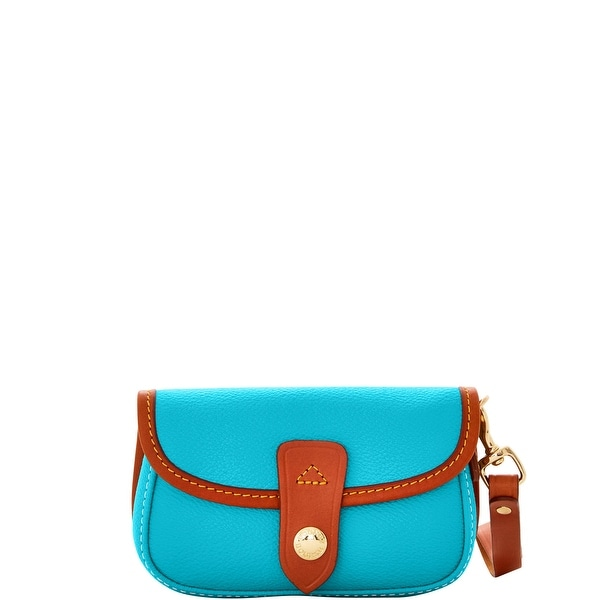 Dooney  amp  Bourke Eva Flap Wristlet (Introduced by Dooney  amp  Bourke at   68 e95d6ee56f3d3