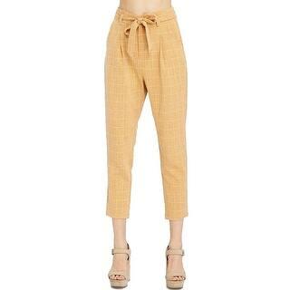 9076ee40f161 Buy Yellow Dress Pants Online at Overstock | Our Best Women's Pants Deals