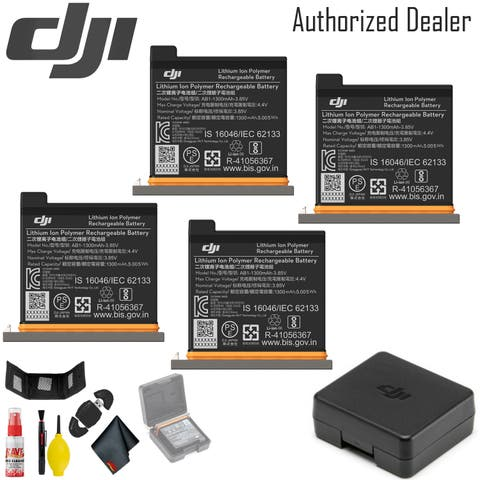 DJI Battery for Osmo Action Camera x4 And More