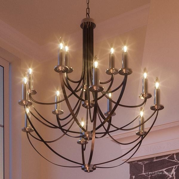 Luxury mid century modern chandelier 43h x 41w with colonial luxury mid century modern chandelier 43h x 41w with aloadofball