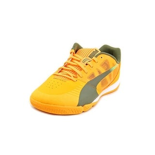 Puma evoSPEED Sala Round Toe Synthetic Sneakers